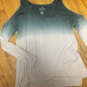 American eagle soft & sexy long sleeve